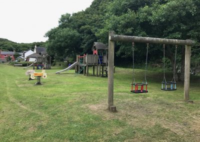Lower Solva play park
