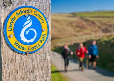 Wales Coast Path, Pembrokeshire
