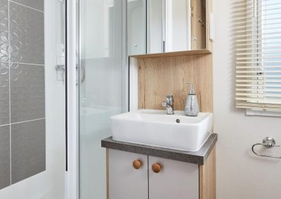 Shower room in St Brides View