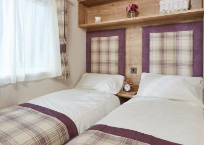 Twin room in St Brides View